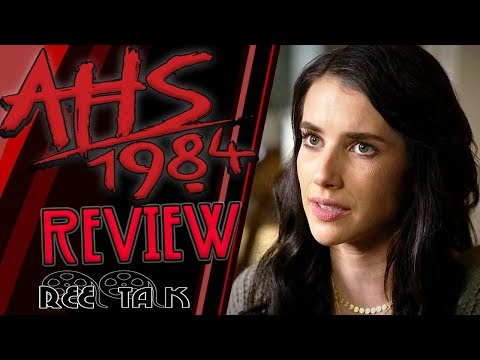"""American Horror Story 1984 Episode 9 (Finale) """"Final Girl"""" Review"""