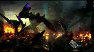 Transformers Prime - Pre-History