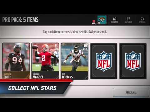 Vídeo do Madden NFL Mobile