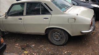 Junkyard Kapakan Mobil Parung - Peugeot 504
