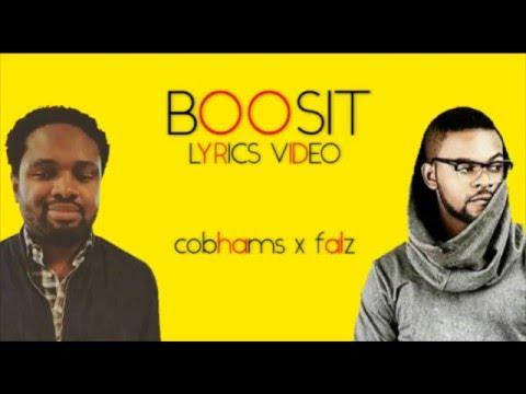 Cobhams ft Falz   Boosit Official Lyrics Video