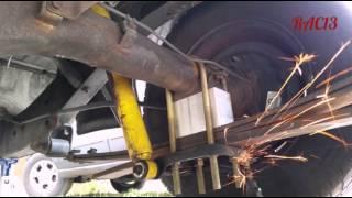 Toyota Tacoma 3Inch drop