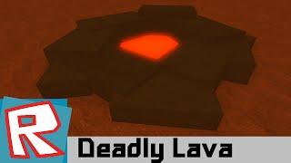 [ROBLOX Tutorial] - Deadly Lava + SCRIPT