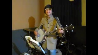 What's the New Mary Jane - The Beatles (Banjo Cover)