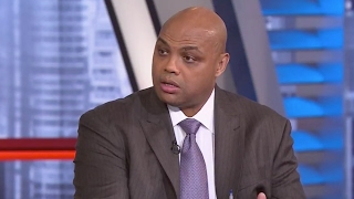 Charles Barkley responds to LeBron James on TNT Inside the NBA : I stick by what I said
