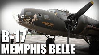 """Flite Test - B-17 """"Memphis Belle"""""""