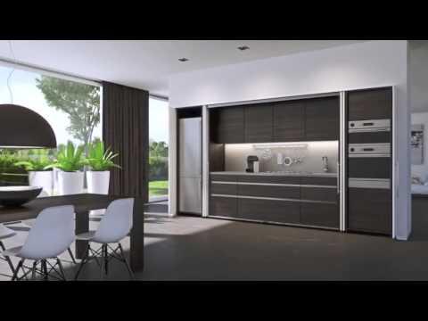 Video - Cucina a scomparsa