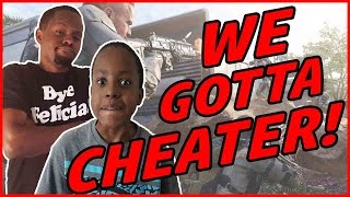 WE GOT OURSELVES A CHEATER!! - Black Ops 3 Gameplay ft. Trent