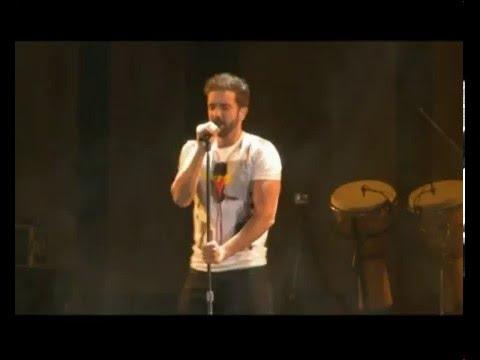 Pablo Alborán video La escalera - Vivo en Buenos Aires