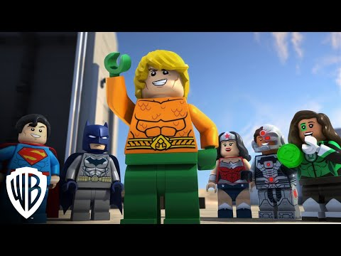 LEGO DC Super Heroes - Aquaman: Rage Of Atlantis online