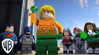 Lego DC Comics Super Heroes: Aquaman: Rage of Atlantis (2018)