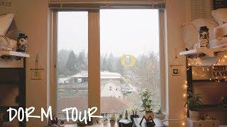 University of Oregon Dorm Room Tour | Kalapuya Ilihi