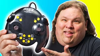 How These Bizarre Controllers Changed Gaming