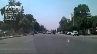 preview picture of video '140526110407: Pedestrian jaywalking @ Emtedad Ramsis, Nasr City'