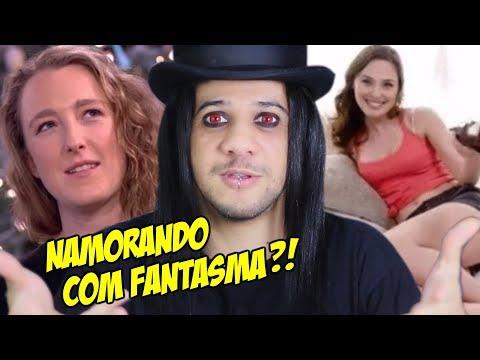 MULHER NAMORA FANTASMA E VÍDEO PROIBIDO DE GAL GADOT
