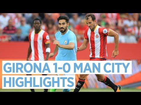 BERNARDO'S FIRST START | Girona 1-0 Man City