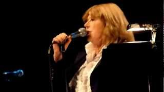 Marianne Faithfull - Going Back at the Sage 2011