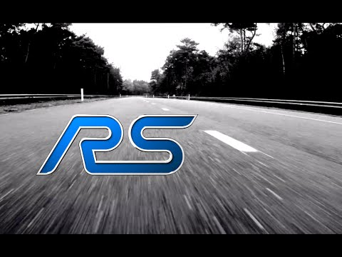 The 2016 Ford Focus RS Looks Amazing In This Top Gear-Style Teaser