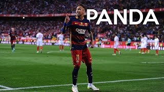 Neymar Jr - Panda | Amazing Tricks & Skills 2016 | High Quality Mp3