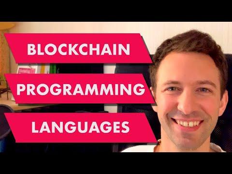 Best Programming Languages for Blockchain