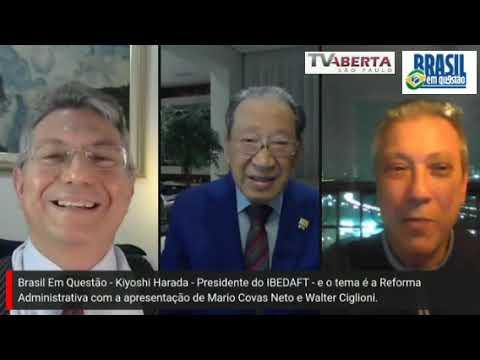 Resumo dos últimos acontecimentos com Mario Covas Neto e Walter Ciglioni – 22-9-21