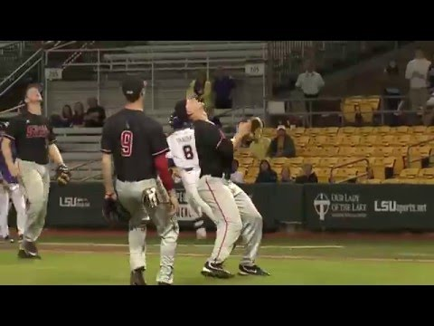 Ball State Sports Link: Baseball Upsets #6 LSU