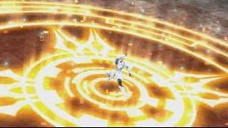 Gawain  - (Fate/Grand Order) - 【Fate/EXTELLA】ガウェイン 宝具+ALLバトルアクション【FateEX】 Gawain Noble Phantasm+all battle action