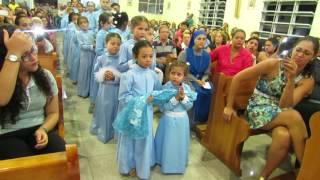 Coroação Nossa Senhora, Paroquia São José De Anchieta, Serra, E.s, 29 MAIO DE 2017.