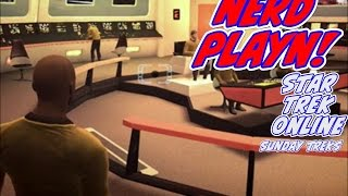 NERD PLAYN! STAR TREK ONLINE 5/8/17 From Ed Johnson Presents NERD