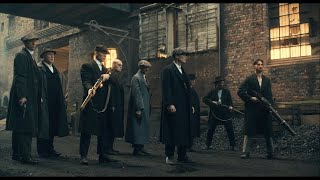 The final battle with Kimber  S01E06  Peaky Blinders.