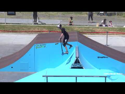 New Zealand ASA Scooter Nationals - Under 14s - Hayden Waesch