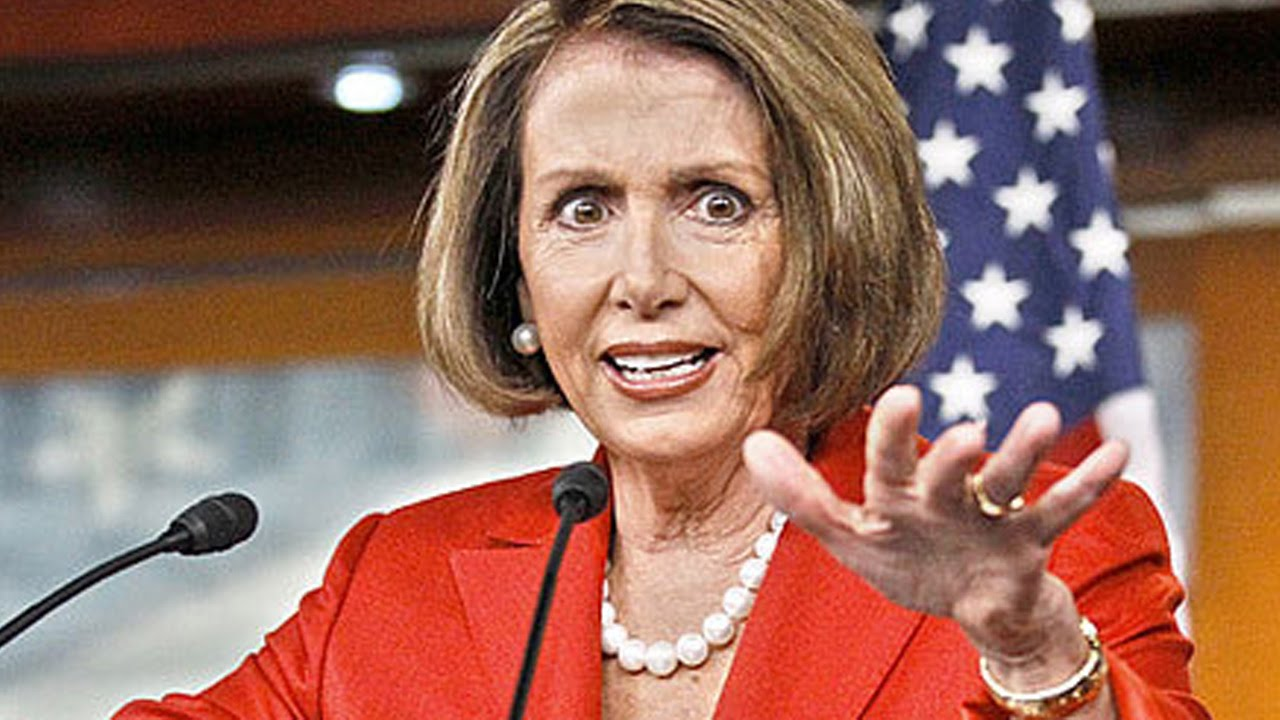 Hacked Pelosi Black Lives Matter Emails Expose Democrats' True Feelings thumbnail