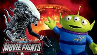 What is the Best Movie Alien? - MOVIE FIGHTS!!