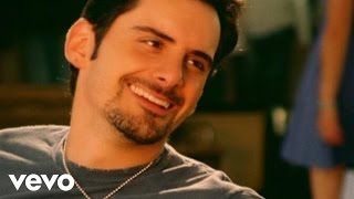 Brad Paisley - Waitin' On A Woman (Official Video)