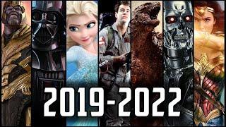 Upcoming Movies 2019 2022