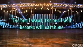 Let Me Fall Video & Lyrics (Cirque du Soleil)