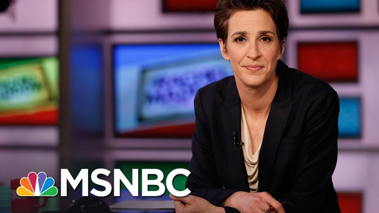 President Donald Trump's Refugee Ban Ignores Holocaust Lessons | Rachel Maddow | MSNBC thumbnail