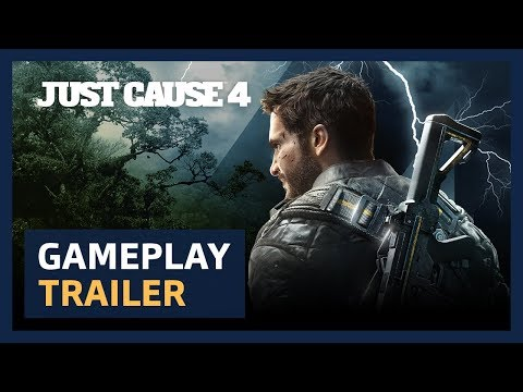 Just Cause 4: Announcement Gameplay Trailer [ESRB] thumbnail