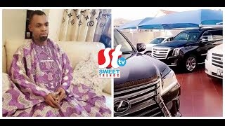 Wow! Rev Obofour Shows Off His Luxury Cars And House Worth Millions Of Dollars