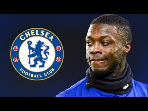 Nicolas Pepe - Welcome to Chelsea FC - Brilliant Season - 2018/19