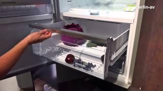 Siemens sensoFresh, iDos und Kühlkombi