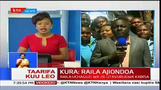 Raia kote nchini wazungumzia Raila Odinga kujiondoa kwa marudio wa uchaguzi