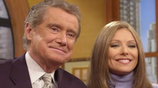 Why Regis Philbin And Kelly Ripa Didnt Speak Much Recently