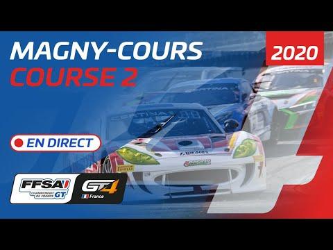 FFSAGT 2020 GTワールドチャレンジアメリカ マニクール・サーキットで開催される レース2ライブ配信動画
