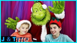Are You Smarter Than The Grinch? / Jake and Ty