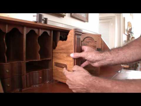 Furniture by John Friel - 19th Century Secretary Desk