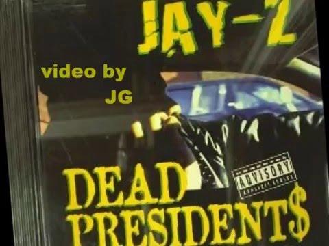 Jay Z - Dead Presidents (HQ Original w/ Lyrics On Screen)