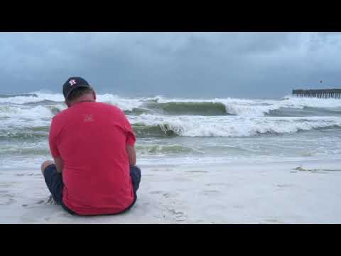 Hurricane Sally Pensacola Florida 9-14-2020 Pensacola Beach
