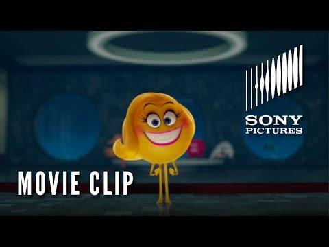 New Movie Clip for The Emoji Movie