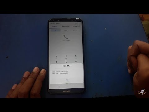 Huawei RNE-L22 Imei Repair New Security Dual Sim No Service Fix